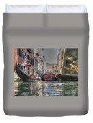 Venice Channelsss Duvet Cover