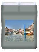 Venice Channelssssss Duvet Cover