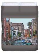 Venice Double Bridge Duvet Cover