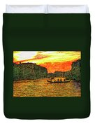 Venice Eventide Duvet Cover