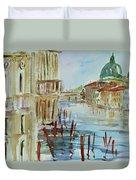 Venice Impression IIi Duvet Cover