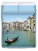 Venice In Colors Duvet Cover
