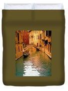 Venice ,italy. Duvet Cover