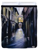 Venice Duvet Cover by James Christopher Hill