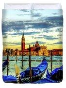 Venice Landmark Duvet Cover