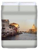 Venice Lover Duvet Cover