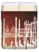 Venice Reversed Duvet Cover