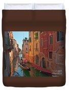 Venice Sentimental Journey Duvet Cover
