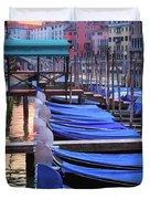 Venice Sunrise Duvet Cover