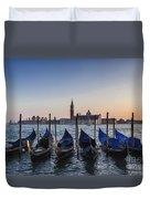 Venice - Sunset Duvet Cover