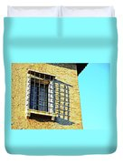 Venice Window Duvet Cover