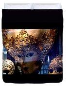 Venician Masks Duvet Cover