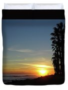 Ventura Sunset Duvet Cover