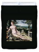 Venus Of Cythera Duvet Cover