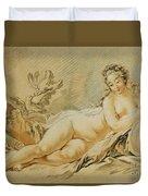Venus Resting Duvet Cover