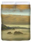 Verdant Coast Duvet Cover