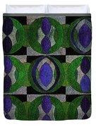 Verdant Pattern Duvet Cover
