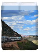 Verde Canyon Duvet Cover