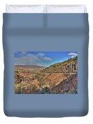 Verde Canyon Rr Duvet Cover