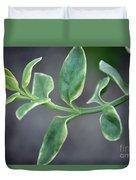 Verde Duvet Cover