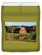 Vermont Barn Duvet Cover