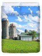 Vermont Farm Duvet Cover