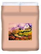 Vermont Summers Duvet Cover