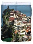 Vernazza Italy Duvet Cover