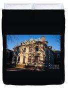 Vernon House Newport Rhode Island Duvet Cover