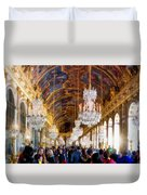 Versaille Assembly Duvet Cover