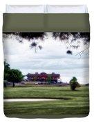 Vesper Hills Golf Club Tully New York 03 Duvet Cover