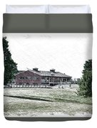 Vesper Hills Golf Club Tully New York Pa 01 Duvet Cover