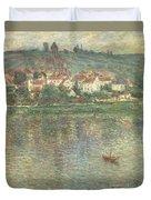 Vetheuil Duvet Cover