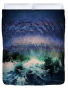 Vibes Of Summer - Series 9 Duvet Cover