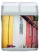 Vibrant Living Duvet Cover