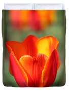 Vibrantly Yours Duvet Cover