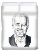 Vice President Joe Biden Duvet Cover