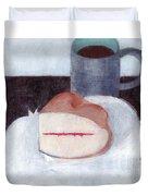 Victoria Sandwich  Duvet Cover