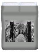 Victorian Bridge Duvet Cover