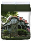Victorian Guesthouse Duvet Cover