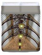 Victorian Lights Duvet Cover