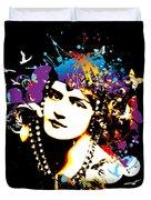 Victorian Temptation - Bespattered Duvet Cover