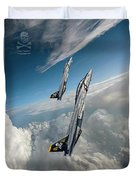 Victory Twoship Duvet Cover