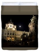 Vienna Natural History Museum Duvet Cover