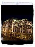 Vienna State Opera Duvet Cover