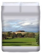 View At The Dalmahoy Duvet Cover