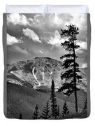 View From Atop Winter Park Mountain 2 Duvet Cover