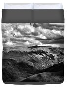 View From Atop Winter Park Mountain 3 Duvet Cover