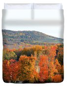 View From Olana 4 Duvet Cover