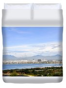 View Of Da Nang 2 Duvet Cover